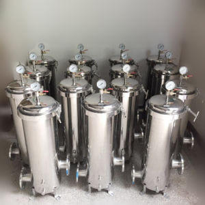 음식과 음료 여과를 위한 물 주거 급수 여과기