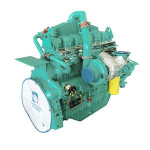 317kw 디젤 4 치기 물에 의하여 냉각되는 엔진
