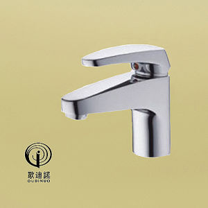 Oudinuoの真鍮の物質的な単一のレバーはコック69013に浴室沢山与える