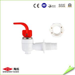 陶磁器のろ過材のコック水清浄器