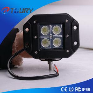20Вт 3 авто лампы по просёлочным дорогам 4X4 светодиодный фонарь рабочего освещения