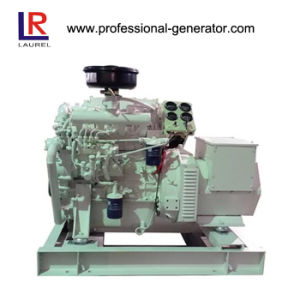 15kVA 4 실린더 디젤 발전기