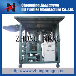 Serie Zyd Double-Stage purificador de aceite de transformadores para la filtración de aceite, aceite reciclado