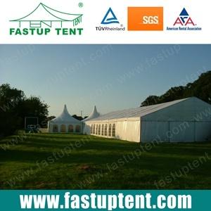 Aluminiumnagel verdübelt freies Überspannungs-Zelt-Rahmen-Zelt für im Freienereignis