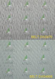Промышленные ткани фильтра нажмите на ремне с высоким качеством