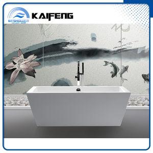 La clásica Arylic bañera de patas (KF-719K)