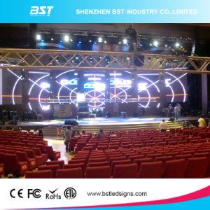 La Chine usine P4 l'étape intérieure Location (Affichage LED haute définition)