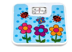Gesundheits-Schuppen-mechanische Badezimmer-Gewicht-Schuppe