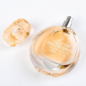signora bianca Perfume di Bottlel del diamante portatile classico di disegno 50ml