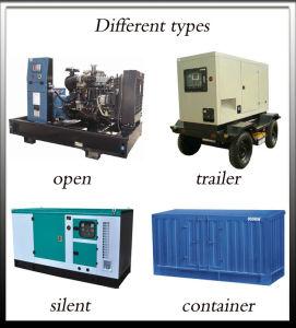 220V/380V 50Hz Quanchai QC4102D 20KW et 25kw Groupe électrogène Diesel silencieux
