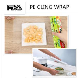 Hot Sale PE de film étirable Wrapper alimentaire