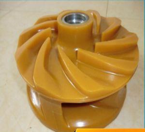Moulage de rotor de pompe à polyuréthane
