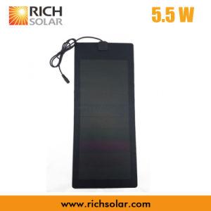 5V de alimentación solar portátil Mini generador de energía (5,5 W)