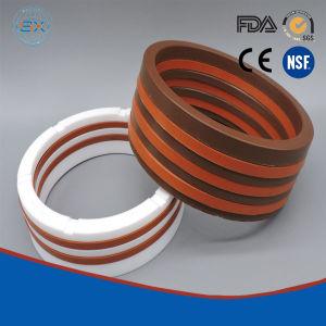 China PTFE V Reeksen van de Verpakking van de Ring de Teflon V-