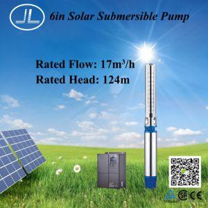 9.2Kw 6 polegadas da bomba de energia solar, bomba submersível Bomba Agricultura
