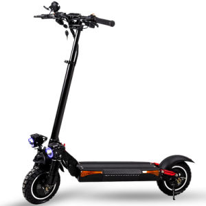 11 pouces E Scooter 48V 500W à double moteur Scooter électrique hors route