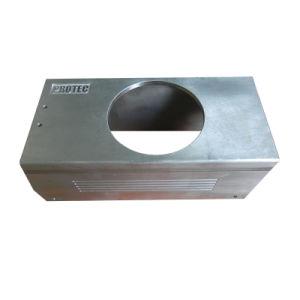 CNC het Machinaal bewerken/van het Malen een Deel van het Aluminium van de Toebehoren van Machines