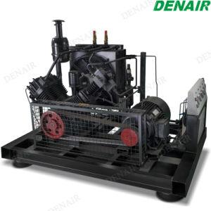 Motor Diesel de alta presión de reciprocar pistón compresor de aire gasolina