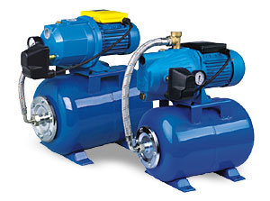 Self-Priming Pumps with Booster System (AUJET60, AUJET-80L)