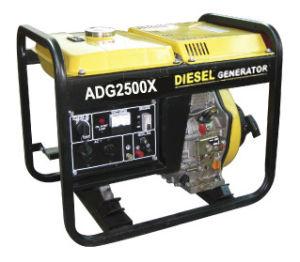 De diesel Reeks van de Generator (2.8/3.0kva, Open Type) (ADG3500X)