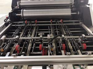 Janela de linha dupla Palstic máquina de filme (GK-1080T)