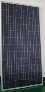 160watt多結晶性太陽電池パネル