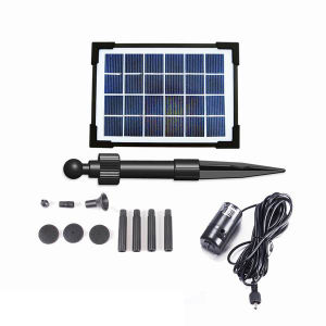 2W Fließen-Adjustable Solar Pond Pump