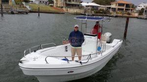 2014 nuovo crogiolo di Panga di Fishingboat del Panga 22 del peschereccio