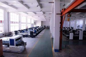 boîte en carton<br/> collage automatique des prix de la machine Machine colle froide (GK-1100GS)