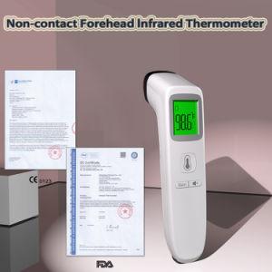 Thermomètre numérique électronique multifonction clinique infrarouge sans contact Thermomètre frontal