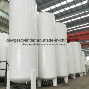 Криогенные жидкости резервуар для хранения Линь Lar/ЛСО2/СПГ с ASME ГБ утвержденных