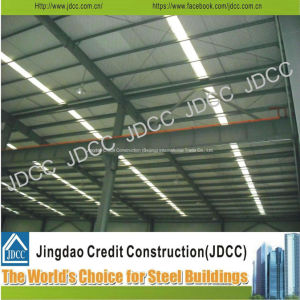 Fácil de instalar y de bajo costo edificios con estructura de acero prefabricados