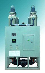Sistema de tratamiento de agua de alta turbidez