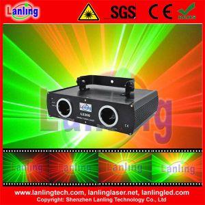 Doppelt-Tunnels Laser-Erscheinen-Stufe-Beleuchtung