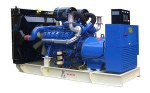 Power DOOSAN, 625ква дизельный генератор
