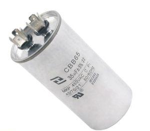 Cbb65 De Condensator van de Film van het Polypropyleen van de Condensator 250VAC van de Airconditioner
