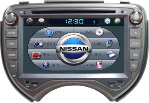 7  닛산 3월 (CM-8342)를 위한 GPS를 가진 차 DVD 플레이어