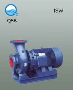 Centrifugal Inline Water Pump (FG)