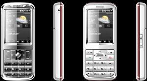 Midden Dubbele Dubbele ReserveGSM SIM van het Eind Mobiele Telefoons (F13)
