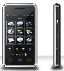 De dubbele Mobiele Telefoon van TV van de Wijze Dubbele Reserve Digitale