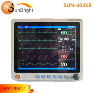 12.1 Inch Color TFT Display Multi-Parameter Patient Monitor