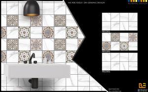 De ceramische Tegel van de Muur van het Porselein van de Tegel van de Vloer Plattelander Verglaasde
