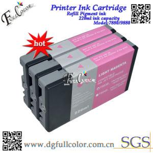 220ml ersetzen Kassette für PRO7800 PRO9800 Drucker-Tinten-Kassette