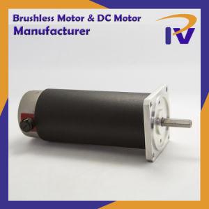 El imán permanente ajustar la velocidad de motor DC cepillo para la industria