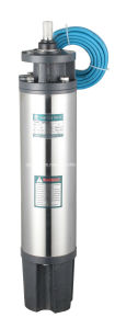 pompe hypersustentatrice de sous-marin de l'acier inoxydable 304 de 8sp77-7 122m