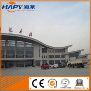 Durable et structure en acier préfabriqués à faible coût de construction en usine