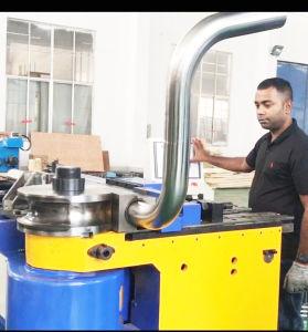 Dw50nc inmiscuirse de flexión del tubo de tamaño de la máquina