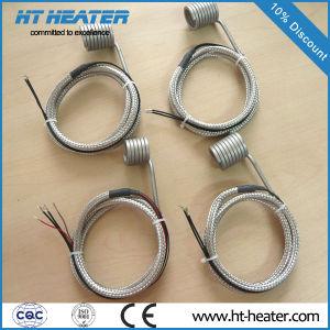 熱いランナーのコイルばねのヒーター