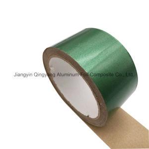 緑の熱絶縁体テープのためのアルミホイルテープ