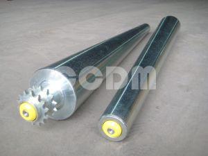 Doppio rullo affusolato della ruota dentata acciaio per il trasportatore